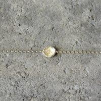 Molokini armbånd ankellenke sølv